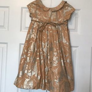 Cherokee Bronze Party Dress Size 4T